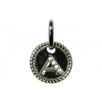 A Alphabet Pendant