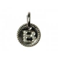 B Alphabet Pendant