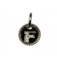 F Alphabet Pendant