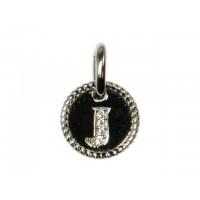 J Alphabet Pendant