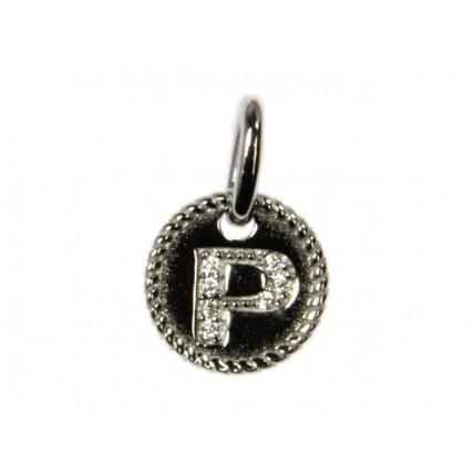 P Alphabet Pendant