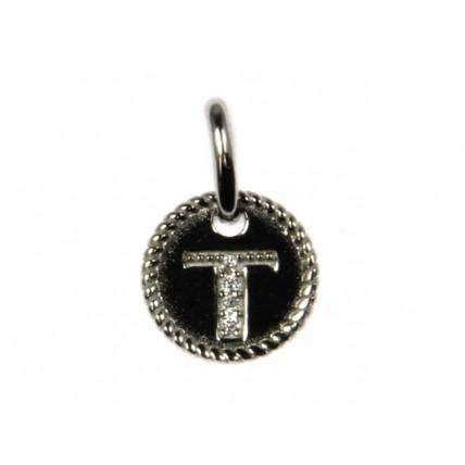 T Alphabet Pendant